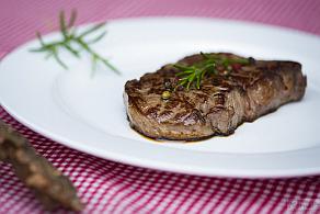 Hofladen-Steak